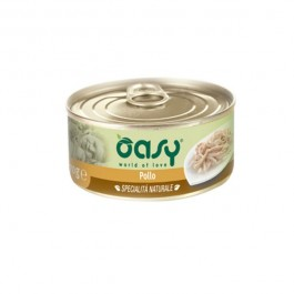 Oasy Natural Adult Pollo Umido per Gatti 150gr