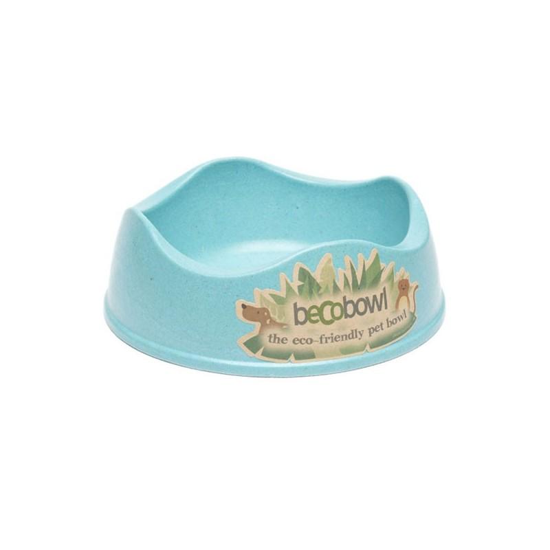 Beco Bowl Ciotola Eco-Compatibile Azzurra