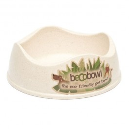 Beco Bowl Ciotola Eco-Compatibile Panna
