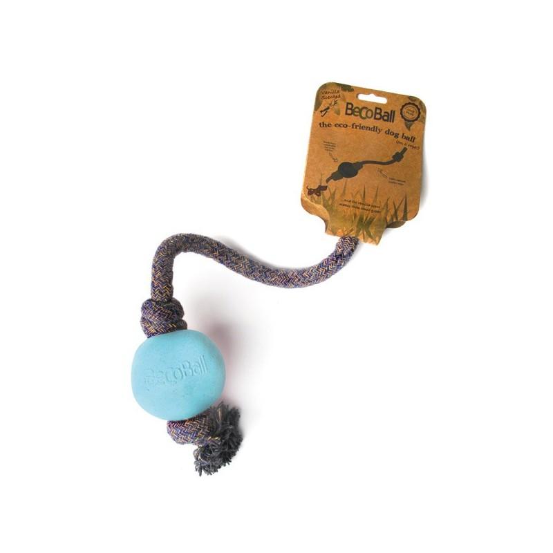 Beco Ball Gioco Corda On a Rope Blu