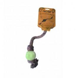 BecoRope Gioco Corda Verde Eco-Compatibile per Cani