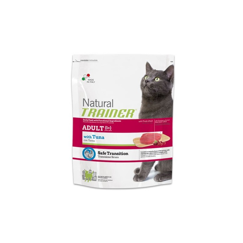 Trainer Natural Gatto Adult al Tonno