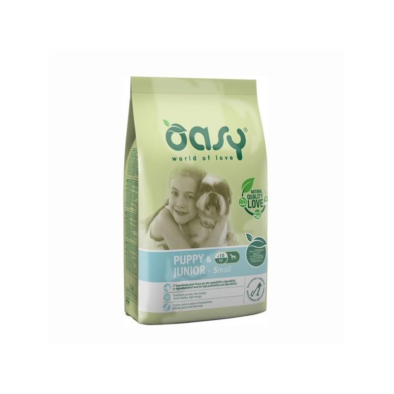Oasy Puppy&Junior Small