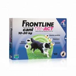 Frontline Tri-Act per Cani 10-20 Kg