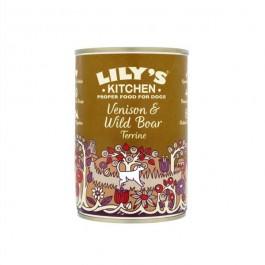 Lily's Kitchen Cervo e Cinghiale per Cani 400gr