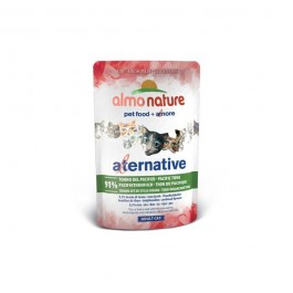 Almo Nature Gatto Alternative Tonno Pacifico per Gatti 55gr