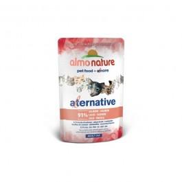 Almo Nature Gatto Alternative Salmone per Gatti 55gr
