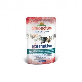 Almo Nature Gatto Alternative Sgombro Indonesiano 55g