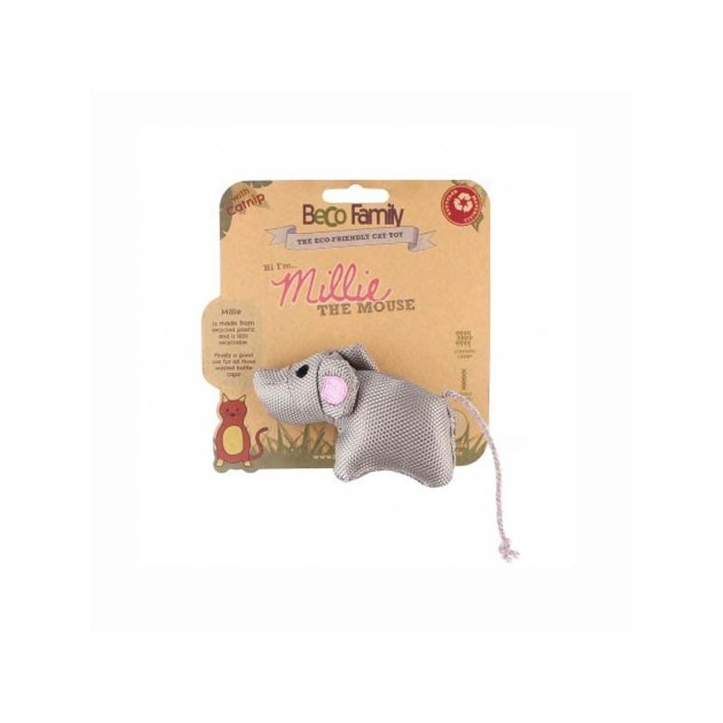 Beco Family Gioco Topolino Millie The Mouse per Gatti