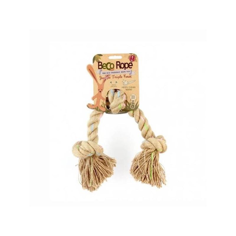 Beco Rope Gioco Corda Jungle Triple Knot