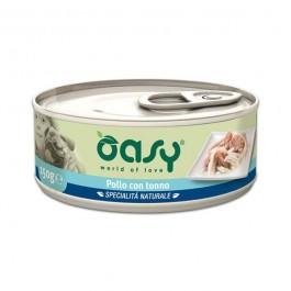 Oasy Umido Pollo e Tonno per Cani 150gr
