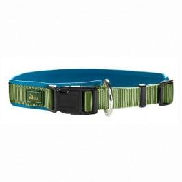 Hunter Collare Verde e Azzurro per Cani