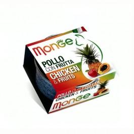 Monge Fruits Pollo e Frutta per Gatti 80gr