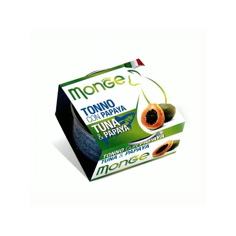 Monge Fruits Tonno e Papaya per Gatti 80gr