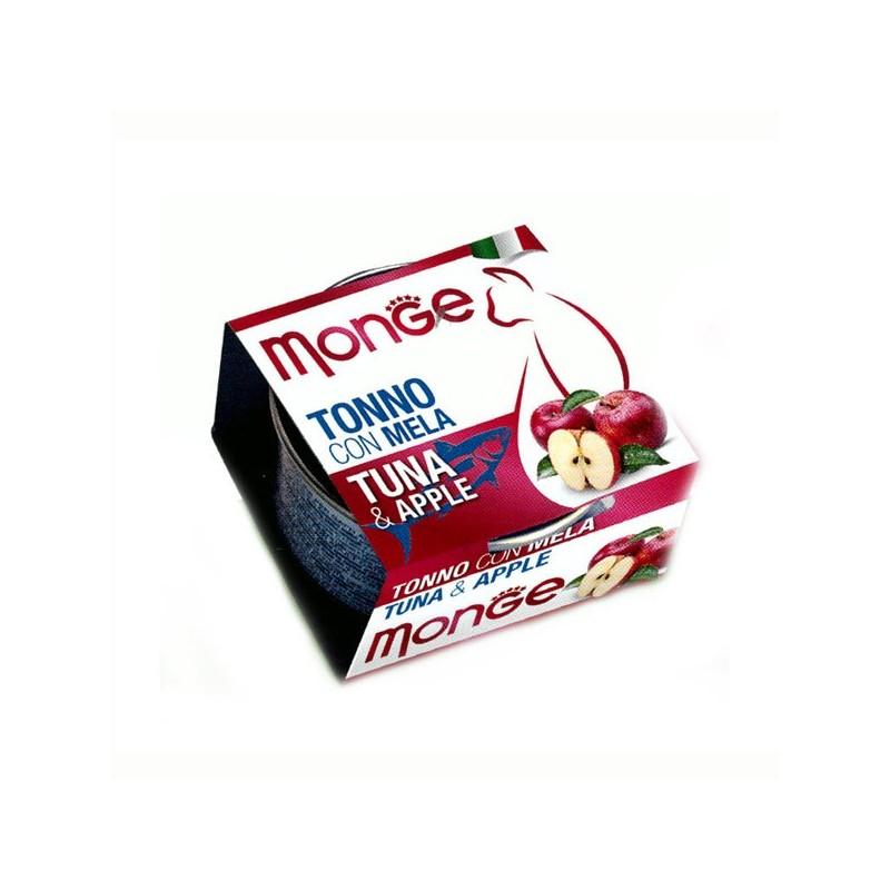Monge Fruits Tonno e Mela per Gatti 80gr