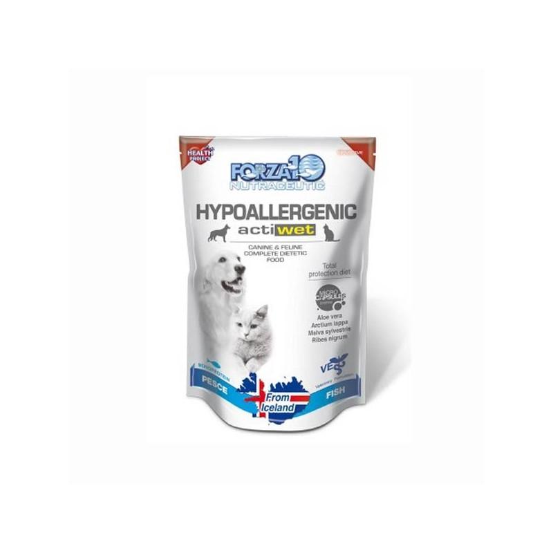 Forza10 Hypoallergenic Actiwet al Pesce