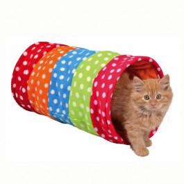 Trixie Tunnel Gioco Pois per Gatto