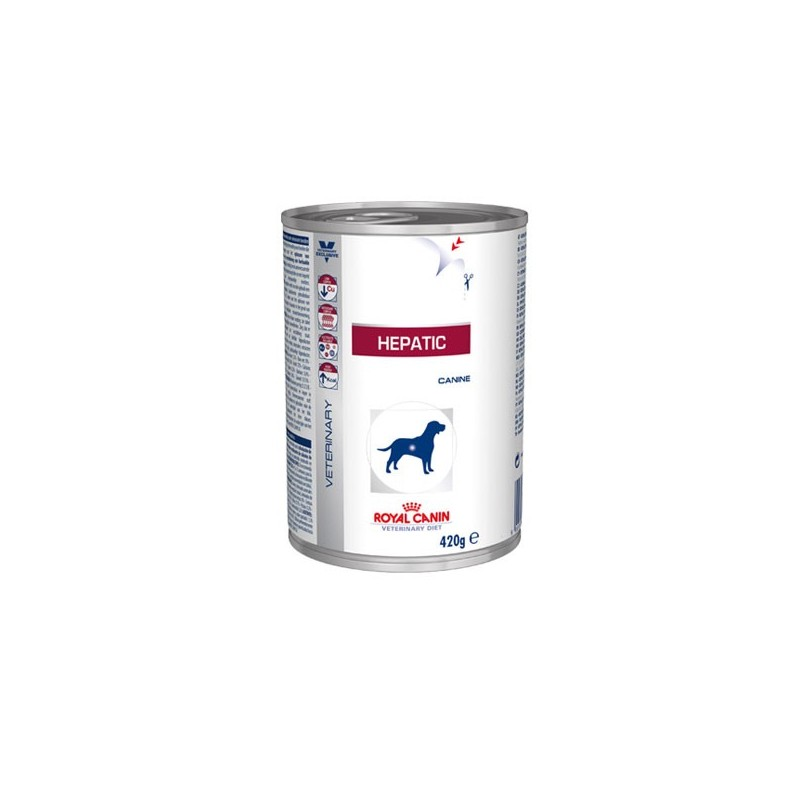 Royal Canin Cane V-Diet Hepatic Umido