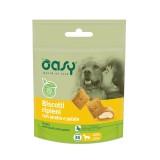 Oasy Biscotti Ripieni Anatra e Patate per Cani