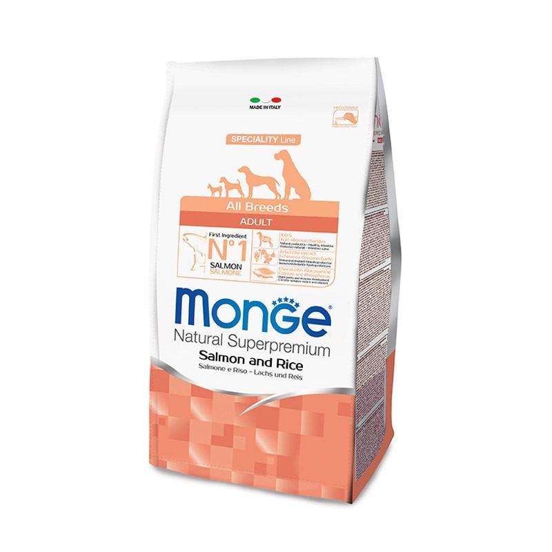 Monge Cane Adult Salmone