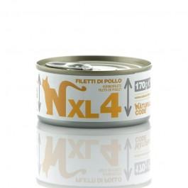 Natural Code XL Filetti di Pollo per Gatto