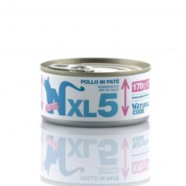 Natural Code XL Pollo in Paté per Gatto