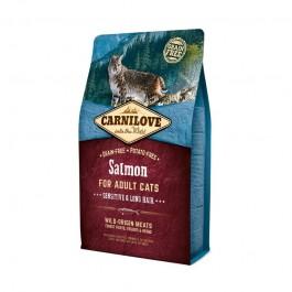 Carnilove al Salmone per Gatto