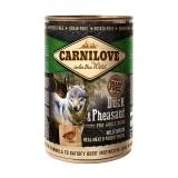Carnilove Umido Adult Anatra e Fagiano per Cani 400gr