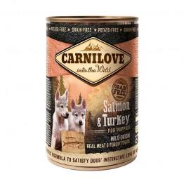Carnilove Umido Puppy Salmone e Tacchino