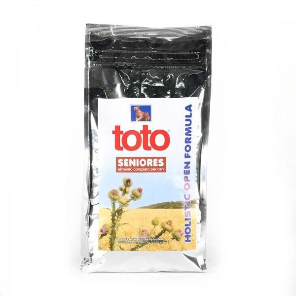 Toto Holistic Cane Seniores Agnello e Pollo