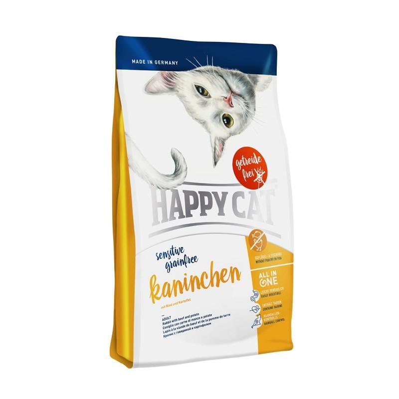 Happy Cat Adult Sensitive Coniglio