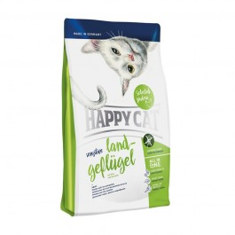 Happy Cat Adult Sensitive Pollo Bio
