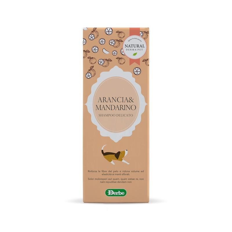Derbe Shampoo Delicato Arancia e Mandarino