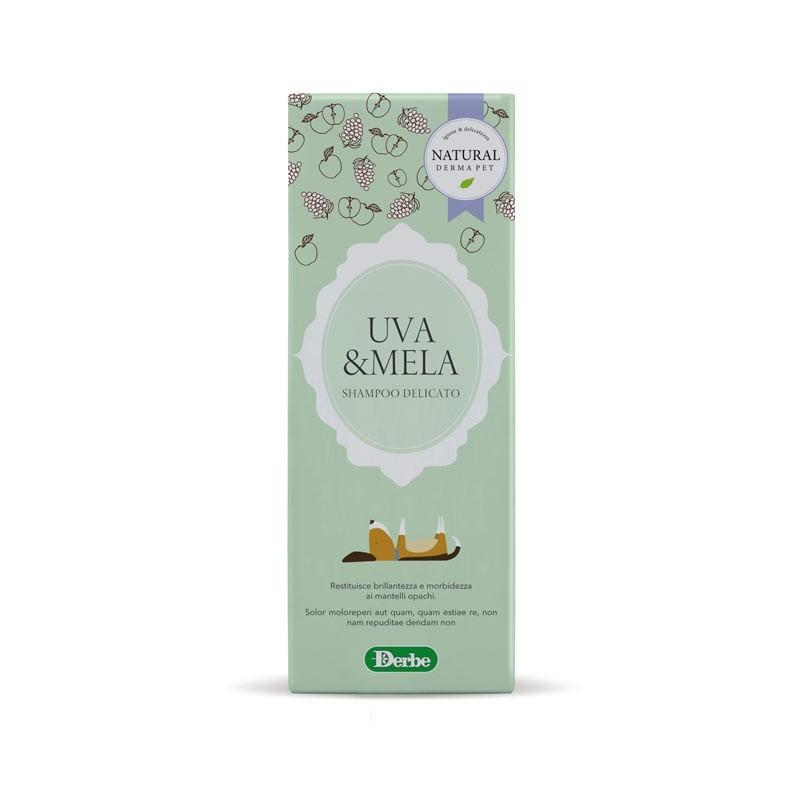 Derbe Shampoo Delicato Uva e Mela