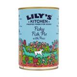 Lily's Kitchen al Pesce e Piselli per Cani 400gr