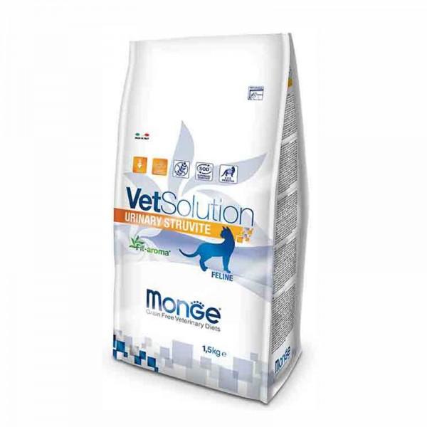 Monge VetSolution Urinary Struvite per Gatti