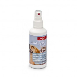 Candioli Dentalpet Cane Gatto Denti Spray
