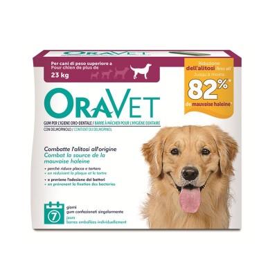 Oravet Gum Pulizia Denti per Cani