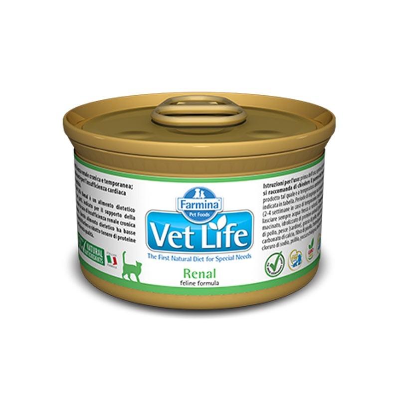 Farmina Vet-Life Renal Gatto