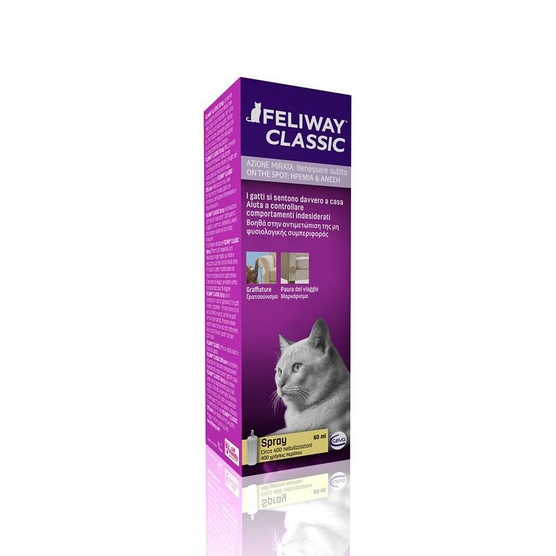 Feliway Spray Feromoni per Gatti