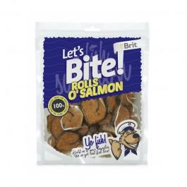 Let's Bite Roll's O'Salmon
