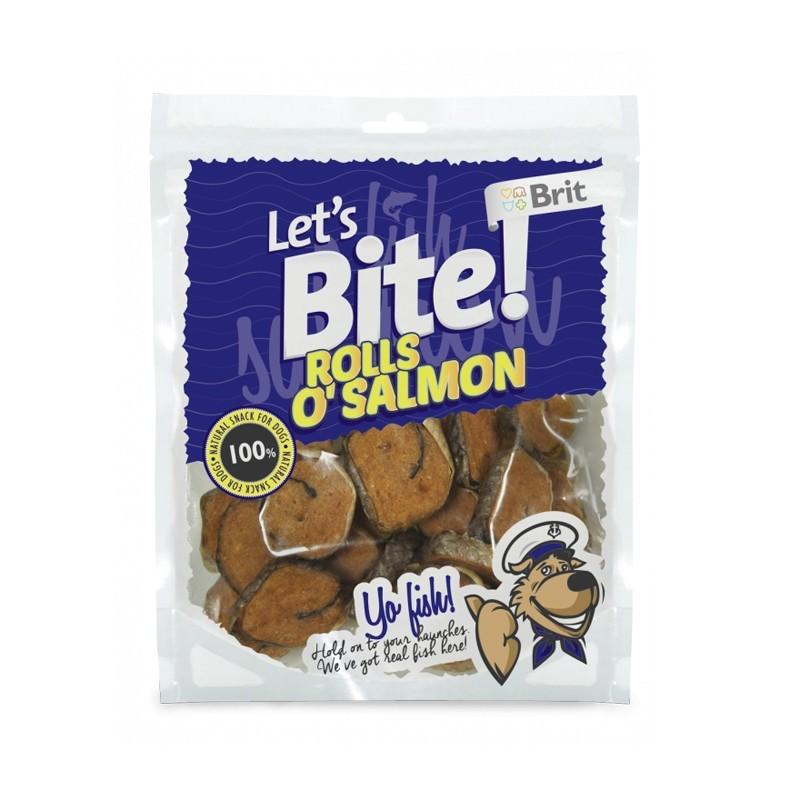 Let's Bite ROLLS O'SALMON