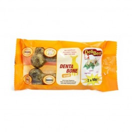 Delibest DentaBone all'Agnello 2 x 60 g