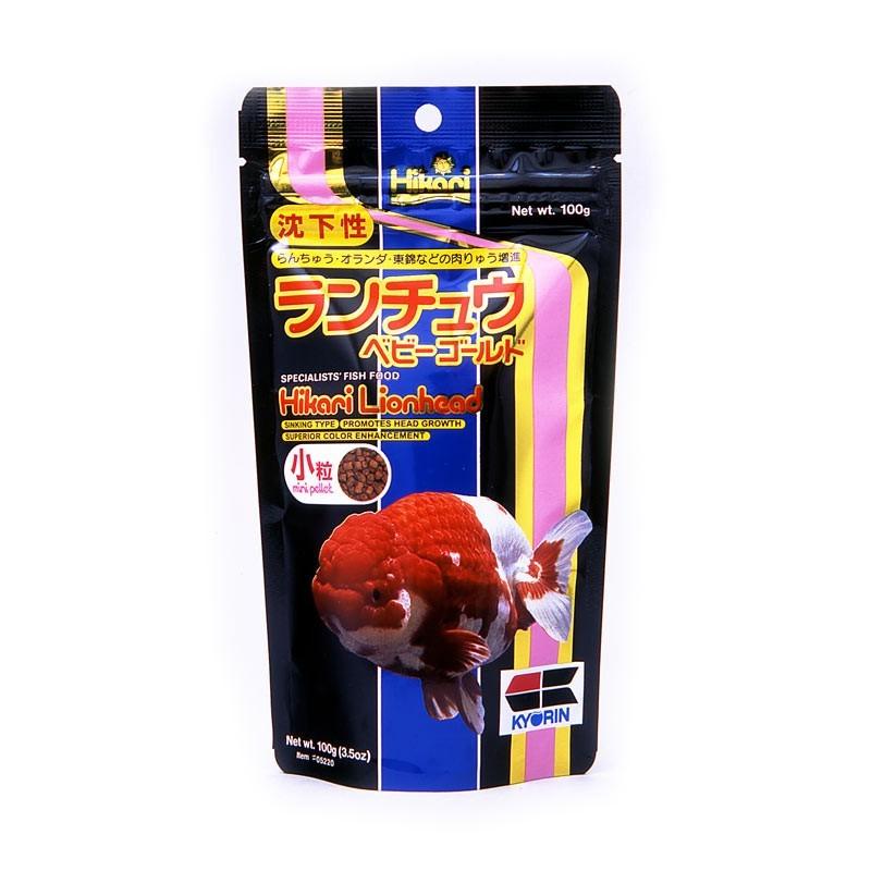 Hikari Lionhead Mini Pellet