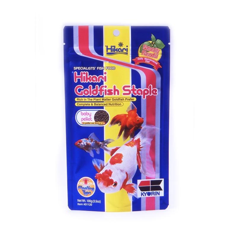 Hikari Goldfish Staple Baby Pellet