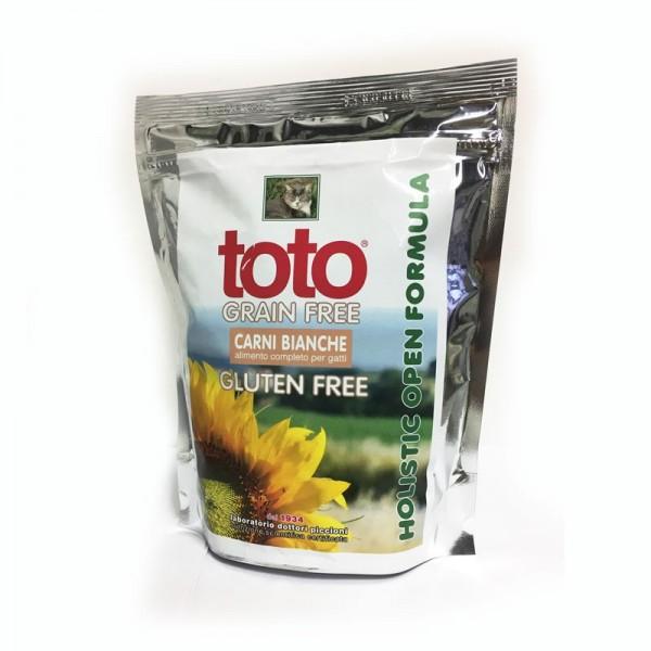 Toto Holistic Grain Free Gatto Carni Bianche