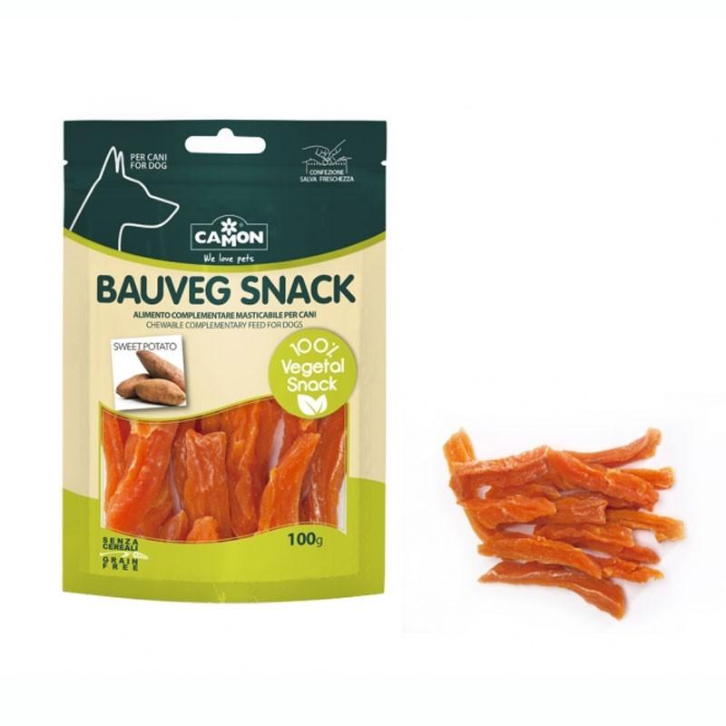 Camon Snack Vegetale BauVeg Patata Dolce