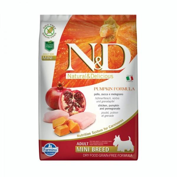 N&D Pollo e Melograno Adult Mini