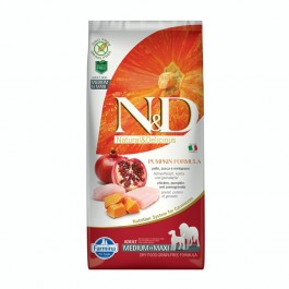 N&D Pollo e Zucca Adult Medium Maxi