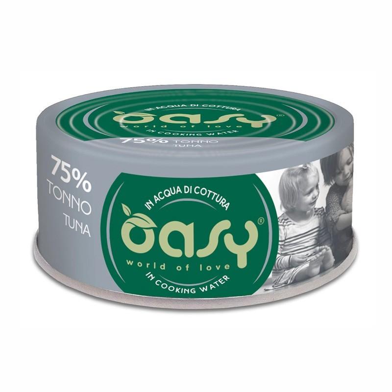 Oasy More Love Tonno per Gatti 70gr